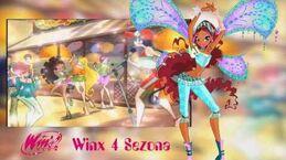 Winx Club Sezona 4 - Hrvatska uvodna špica iz DVD