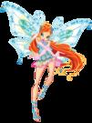 Winx Club Bloom Enchantix pose3