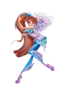 Winx Club Bloom Sirenix pose5