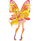 Winx Club Stella Believix pose2