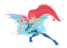 Winx Club Bloom Bloomix pose14