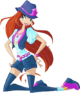 Winx Club Bloom s5 pose15