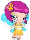 Winx Club Lockette pose10