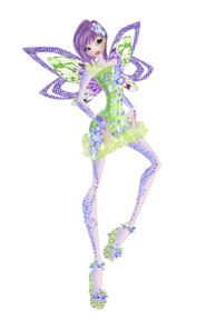 Tecna tynix png couture