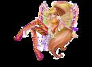 Winx Club Stella Sirenix pose18