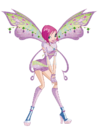 Winx Club Tecna Believix pose