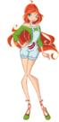 Winx Club Bloom s4 pose22
