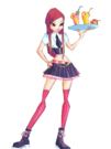 Winx Club Roxy pose11