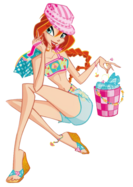Winx Club Bloom s3 pose8