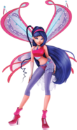 Winx Club Musa Movie Believix pose2