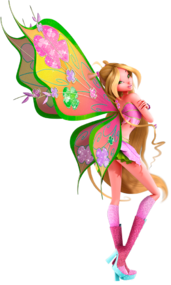 Flora 3d believix png by bloomsama-d7axyyl