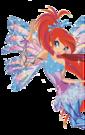 Winx Club Bloom Sirenix pose14