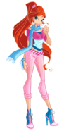 Winx Club Bloom s5 pose10