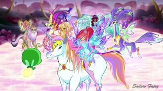 "Winx Club Season 7 Episode 24 ""The Golden Butterfly"" Italian Stagione 7 Episodio 24 ""La farfalla Dorata"" Italiano"