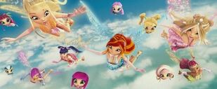 Winx enchantix in film 1
