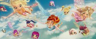 Winx enchantix in film 1