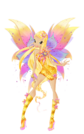 Winx Club Stella Mythix pose5