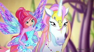 "Winx Club Season 7 Episode 25 ""New Magic Harmony"" Italian Stagione 7 Episodio 25 ""Un Patto Inatteso"" Italiano"