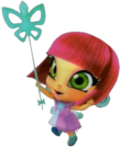 Winx Club Lockette movie pose