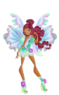 Winx Club Aisha Mythix pose3