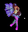 Winx Club Aisha Sirenix pose6
