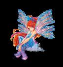 Winx Club Bloom Sirenix pose3
