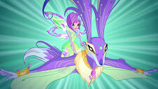 Winx and Fairy Animals 12231