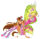 Winx Club Flora Believix pose6