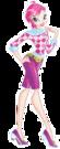 Winx Club Tecna s4 pose12