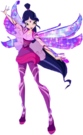 Winx Club Musa Bloomix pose7