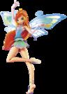 Winx Club Bloom Movie Enchantix pose