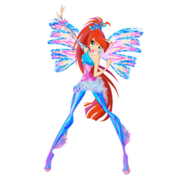 Winx Club Bloom Sirenix pose16