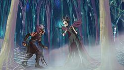 Lo sciamano e la regina 2 1x09