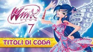 Winx Club - Serie 7 - Titoli Di Coda!