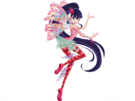 Winx Club Musa Sirenix pose3