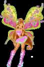 Winx Club Flora Believix pose