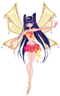Winx Club Musa Enchantix pose