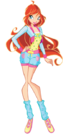 Winx Club Bloom s4 pose19