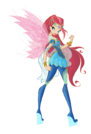 Winx Club Bloom Bloomix pose12