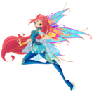 Winx Club Bloom Bloomix pose13