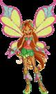 Winx Club Flora Sophix pose4