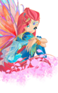 Winx Club Bloom Bloomix pose21