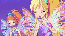 Bloom e stella sirenix 808