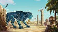 Sfinge egiziana 3