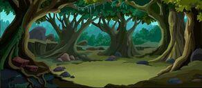 Foresta di magix