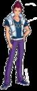 Winx Club Riven s4 pose