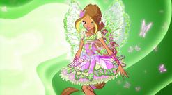 Flora trasformazione Butterflix