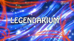 Legendarium episodio