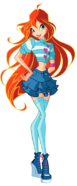 Winx Club Bloom s2 pose2