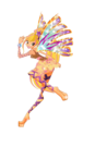 Winx Club Stella Sirenix pose